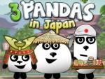 3 Panda in Japan