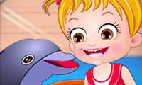 Baby Hazel: Delfintour