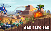 Car Eats Car - Evil Cars