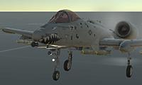 Flugsimulation: Kampfflugzeuge