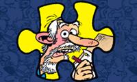 Jumbo jigsaw