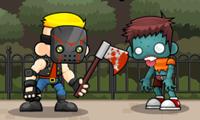 Kampf den Zombies!