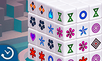 Mahjong-Dimensionen: 350 Sekunden