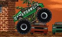 Monster Truck-Zerstörer