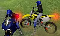 Motorradsimulation