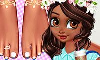 Prinzessinnen: Entspannter freier Tag