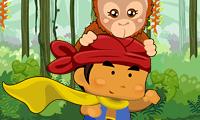 The Rain Forest Tales: Jacky Tarub's Shawl