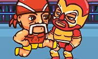 Wrestling-Action